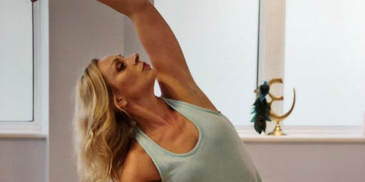 Happy Hips and A Calm Mind - A Yoga Experience with Angelika of BodynSoul
