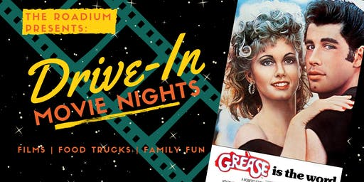 Drive-In Movie Nights at The Roadium: Grease