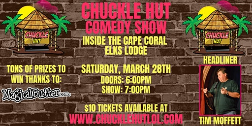 Chuckle Hut Comedy Show - Cape Coral