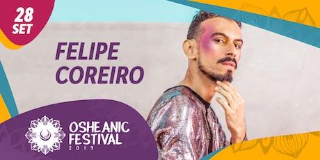 Show Felipe Cordeiro ingressos