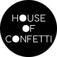 House of Confetti logo