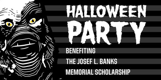 2019 Halloween Party for Josef L. Banks Memorial Scholarship