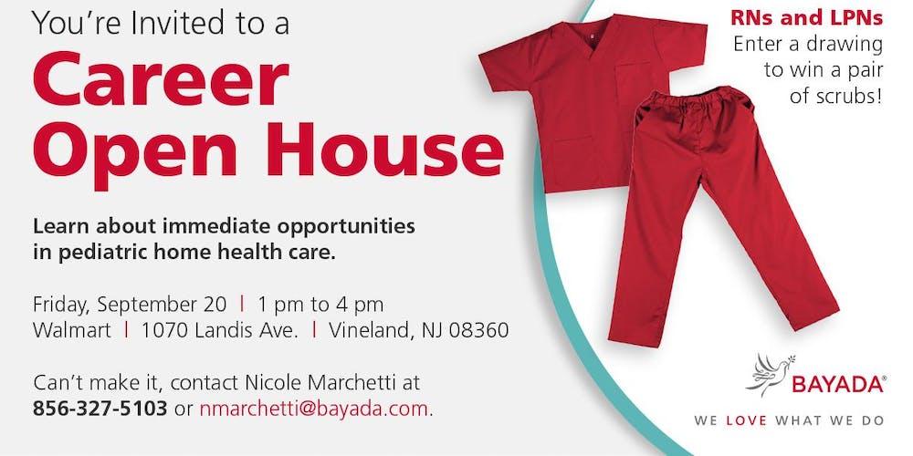 Meet BAYADA at Walmart and Enter Our Raffle Giveaway