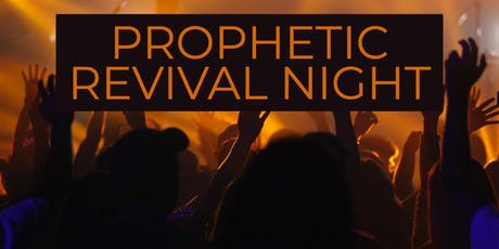 Prophetic Revival Night with Jennifer LeClaire tickets