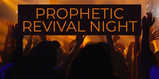 Prophetic Revival Night with Jennifer LeClaire