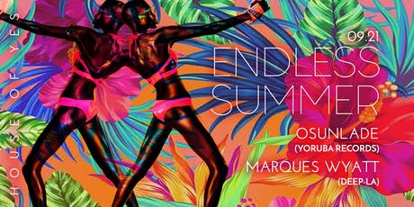 Endless Summer: Osunlade + Marques Wyatt tickets