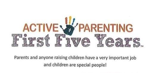 FREE Active Parenting Classes- El Dorado Hills