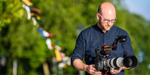 Creating effective interview content   Shooting with the C200 and Ollie Kenchington