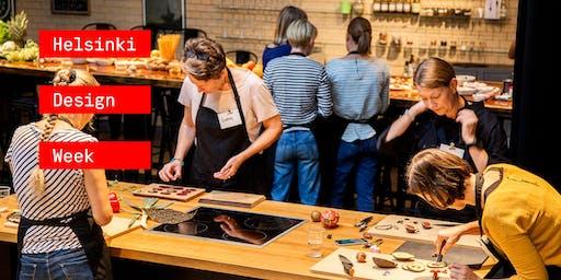 HDW 2019: Syötäviä ilmastoja -työpaja / Edible Climates Workshop