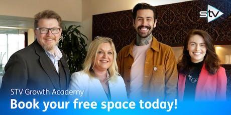 STV Growth Academy tickets