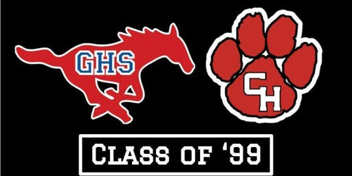 GHS/CHHS Class of 1999 Reunion