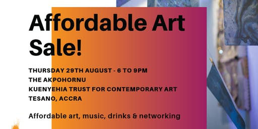 Affordable Art Sale