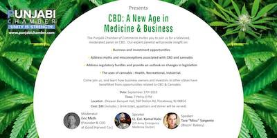 CBD: A New Age in Medicine & Business