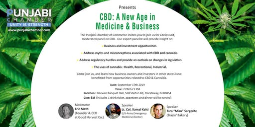 CBD: A New Age in Medicine & Business