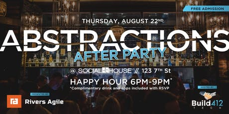 Abstractions After Party - Happy Hour tickets