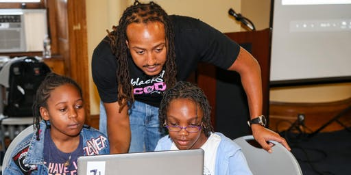 Black Girls Code Raleigh Durham Chapter Presents: Game Jam