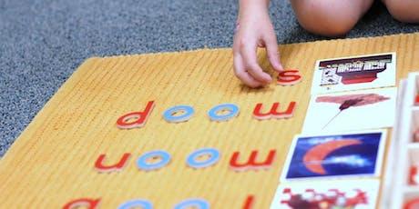 Parent University - Montessori 101 tickets