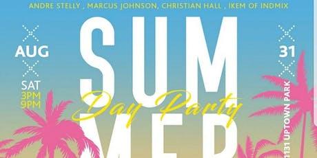 Summer Breeze Labor Day Weekend Daytime Party SAT8/31 @Belvedere tickets