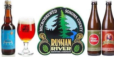 Russian River Brewing Beer Dinner