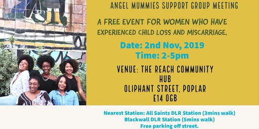 Baby loss and Miscarriage support event