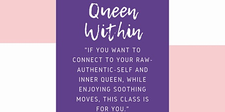 Queen Within tickets