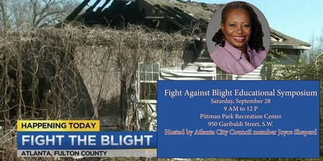 Fight Against Blight tickets