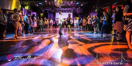 Dance Fridays KIZOMBA LOFT 3rd Room - KIZOMBA (Plus Salsa & Bachata) tickets