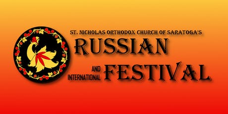 2019 RUSSIAN AND INTERNATIONAL FESTIVAL tickets