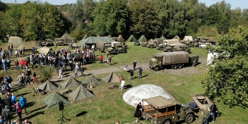 75 Years of Liberty at the Fort Eben Emael in Belgium