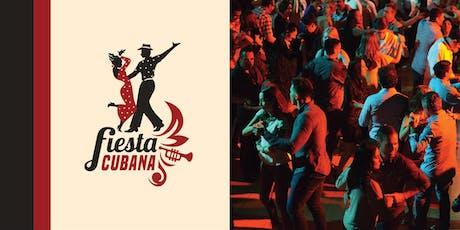 Baila en La Fiesta Cubana boletos