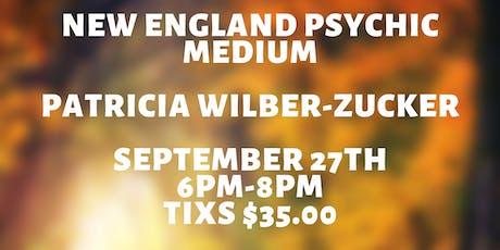 Spirit Night with Patricia Wilber Zucker tickets