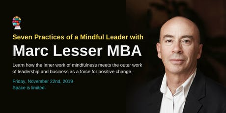 Seven Practices of a Mindful Leader tickets
