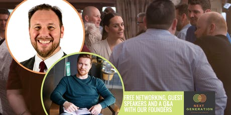 Next Generation Business Teesside Networking Group Launch tickets