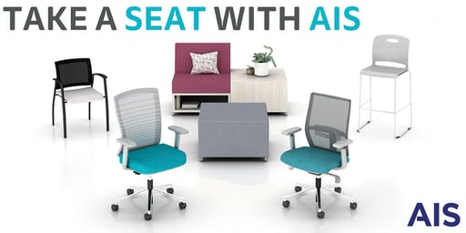 AIS Seating Lunch