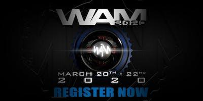 WAM2020 Presented by BFGoodrich Tires