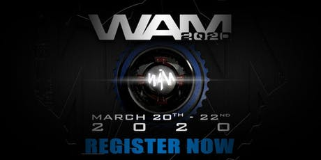 WAM2020 Presented by BFGoodrich Tires tickets