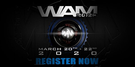 WAM2020 Presented by BFGoodrich Tires tickets