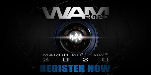 WAM2020 Presented by BFGoodrich Tires
