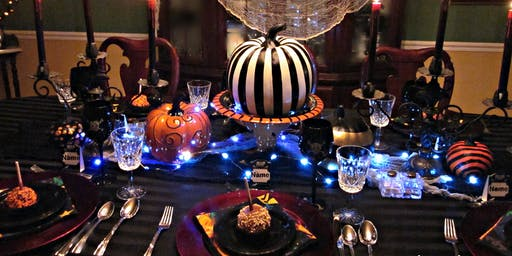 Halloween Gourmet Foodie Fun Cooking Class