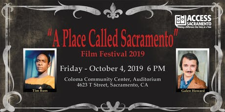 """A Place Called Sacramento"" Hollywood Connection Panel and Party tickets"