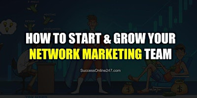 How to Start and Grow your Network Marketing Business - Firenze