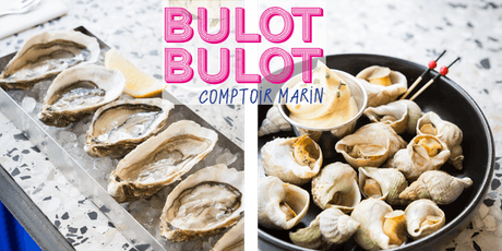 Comptoir Marin Bulot Bulot  tickets