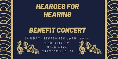 Hearoes for Hearing Benefit Concert