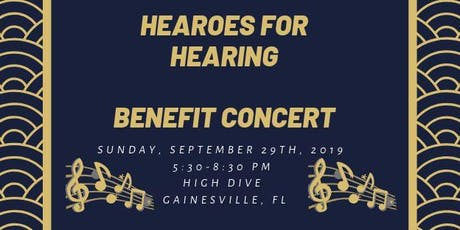 Hearoes for Hearing Benefit Concert tickets