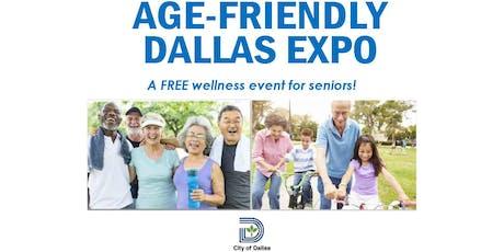 Age Friendly Dallas Expo tickets