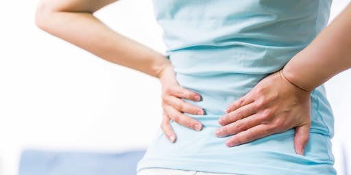 Hampton: Free Back Pain and Sciatica Workshop