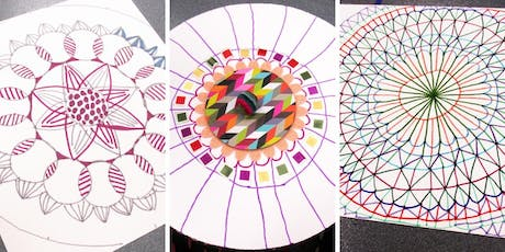 Meaningful Mandalas with Jane Reiter tickets