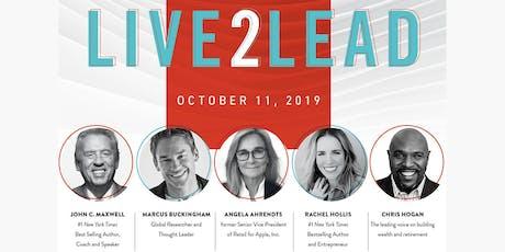 Live2Lead 2019 Champaign, IL tickets