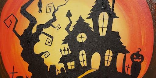 Cousins Ale Works - Halloween Paint & Sip
