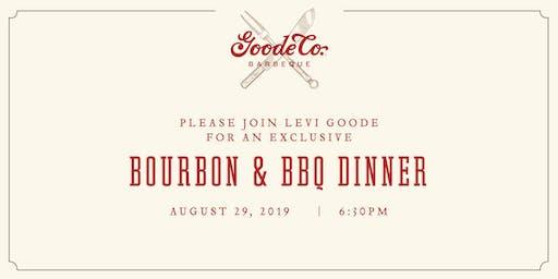 Bourbon & BBQ Dinner with Goode Company & Maker's Mark